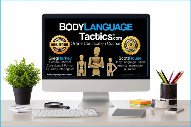 Body Language Tactics course