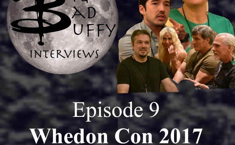 Whedon Con 2017 Panel Podcast