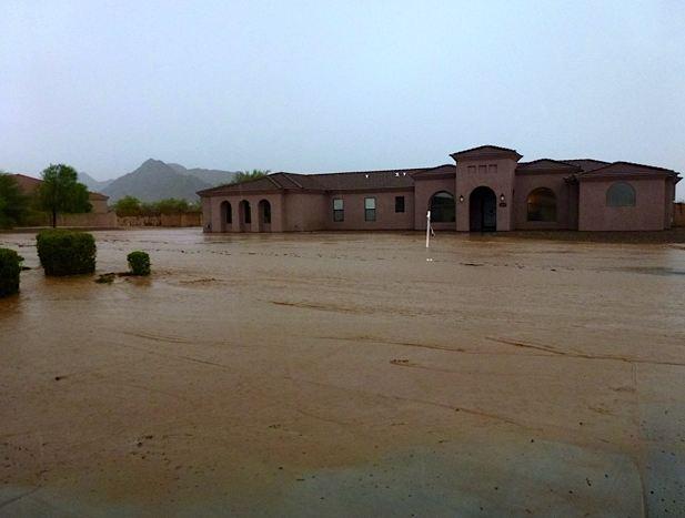 Flood Insurance in Arizona