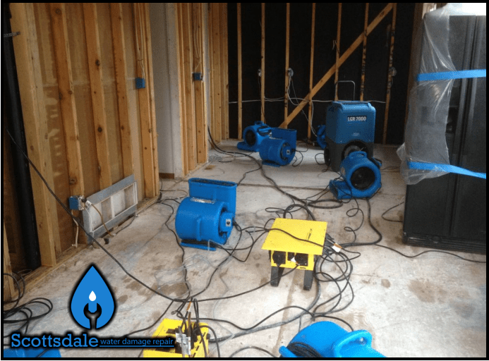 47 scottsdale water damage repair commercial removal