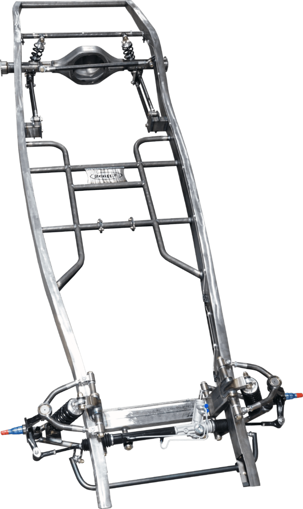 scotts 41-48 ford car chassis