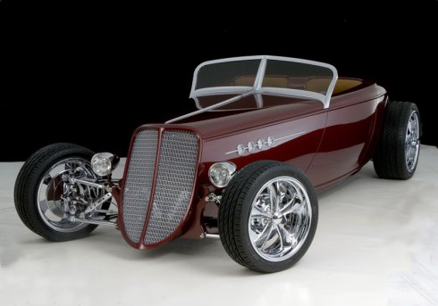 scotts hotrods, 2010 AMBR winner, americas most beautiful roadster, burgundy roadster, 34 ford, hand built, winner, scotts