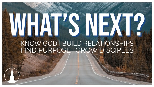 What\'s Next? Build Relationships Image