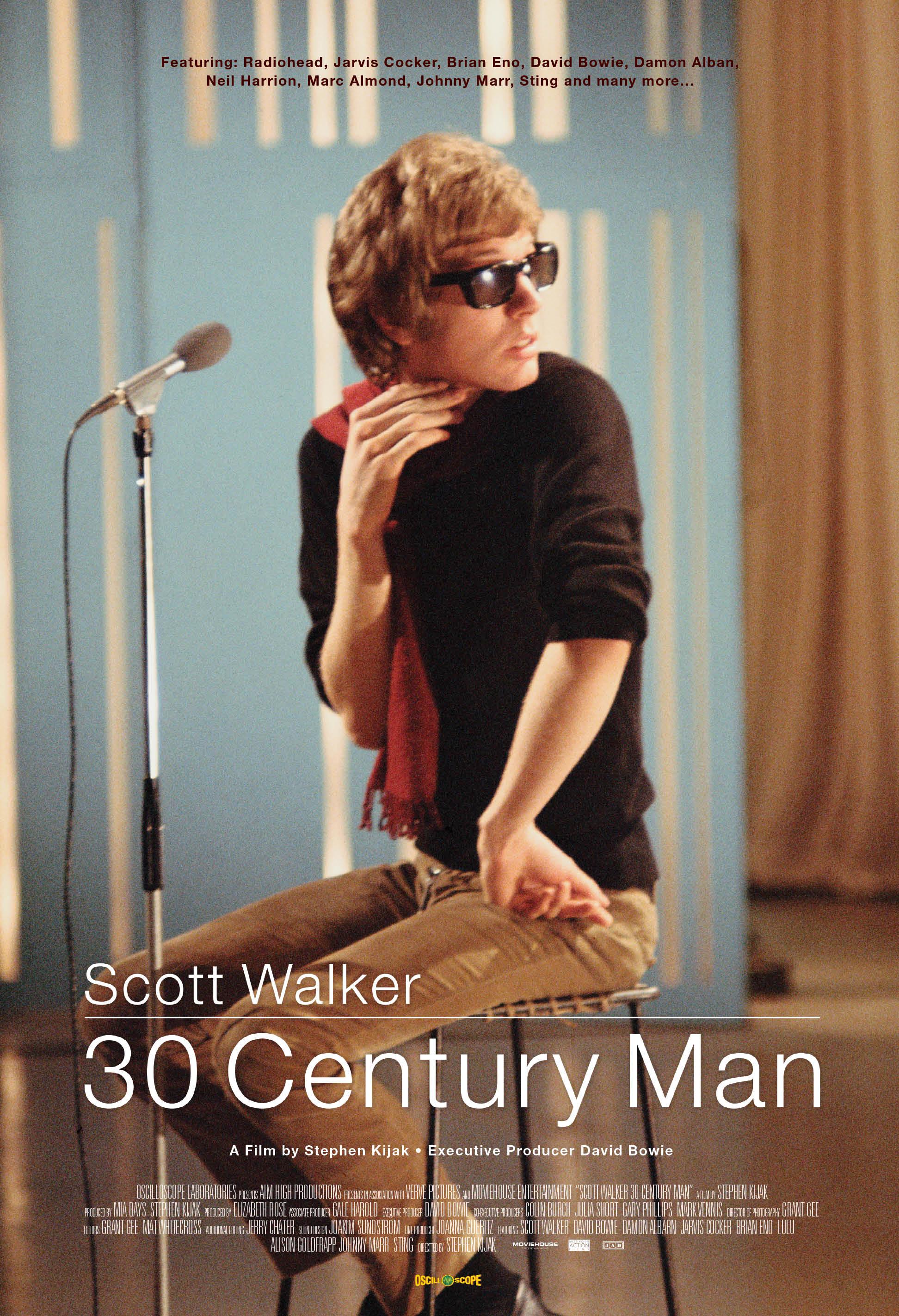 Poster do filme Scott Walker: 30 Century Man
