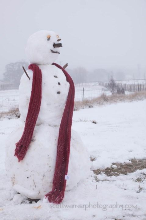 Snowman!!!