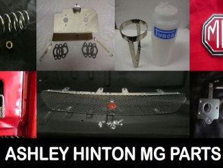 ASHLEY HINTON MG PARTS