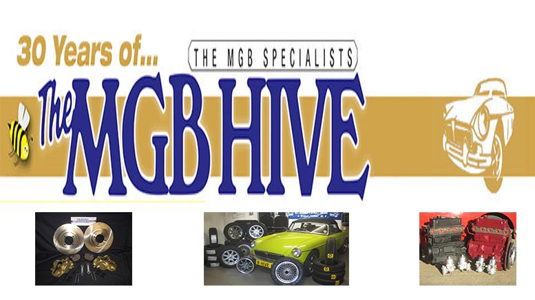 Mgb Hive Scottys Classic Parts Supplier Library