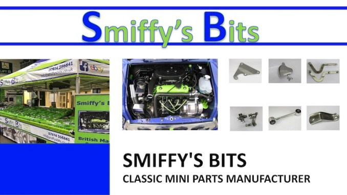 SMIFFYS BITS on SCOTTYS Supplier Library