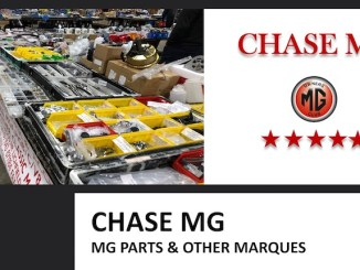 CHASE MG on SCOTTYS Supplier Library