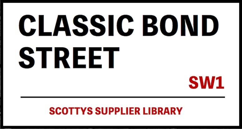 CLASSIC BOND PARTS SUPPLIERS in SCOTTYS Suppliers Library
