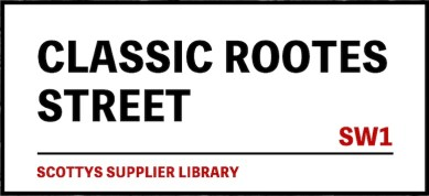 CLASSIC ROOTES PARTS SUPPLIERS