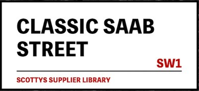 CLASSIC SAAB PARTS SUPPLIERS