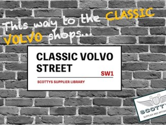 CLASSIC VOLVO PARTS SUPPLIERS