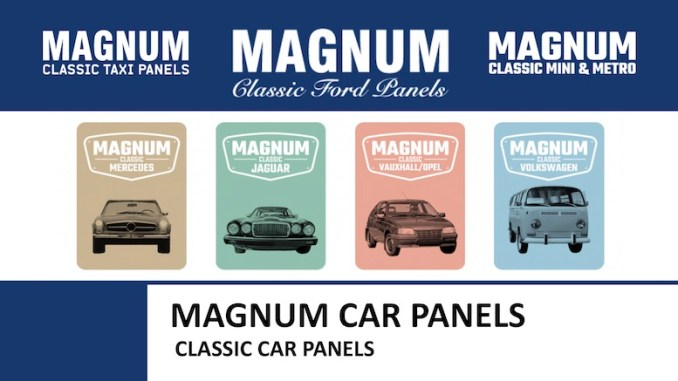 MAGNUM CLASSIC FORD PANELS in SCOTTYS Supplier Library