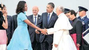 Obama and Da Popeah