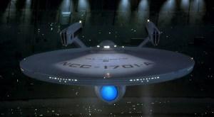 The USS Enterprise from Star Trek III