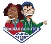 logos gracias scouter