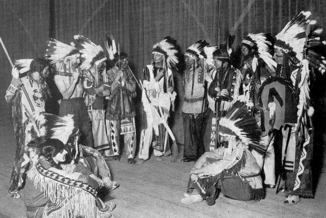 Totem scout histoire