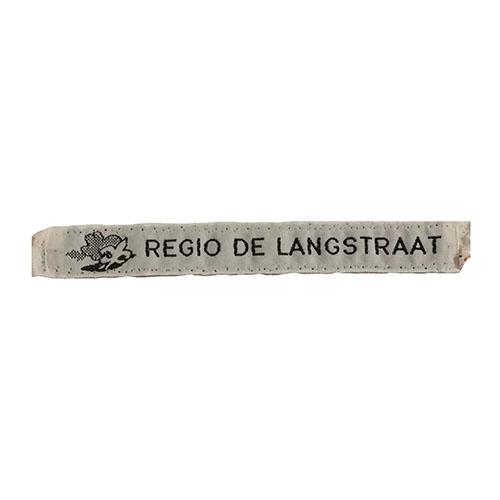 Naambandje Regio de Langstraat