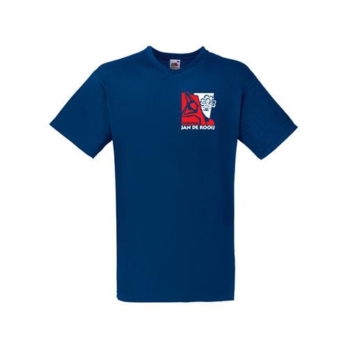 T-shirt Heren Voorkant