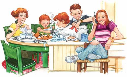 Good Restaurant Table Games