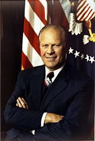 President Ford—1974