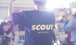 UST, we're heading to you this Nov. 20 for Scout…