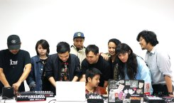 What are the kids listening to today: BuwanBuwan Collective