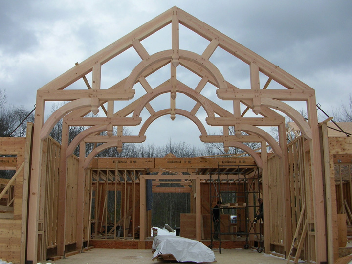 South County Post Amp Beam Inc Gallery Timber Frame Post