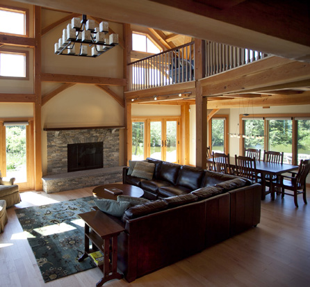 South County Post   Beam  Inc   Timber Frame  Post and Beam Homes     Post And Beam Homes  Timber Frame Homes Constructors