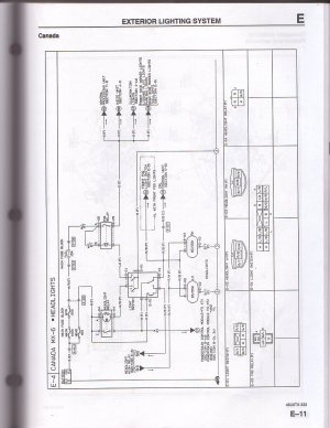 Wiring Diagram  Mazda MX6 Forum