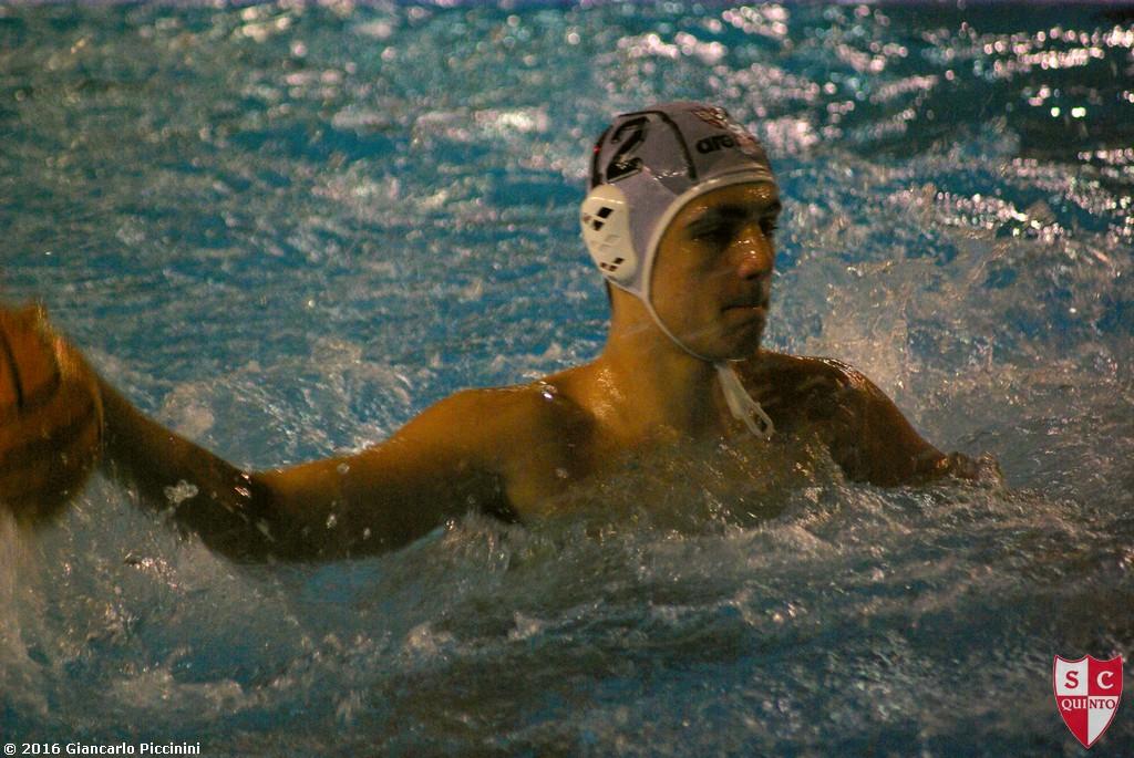 SC Quinto - Rapallo Nuoto - 016
