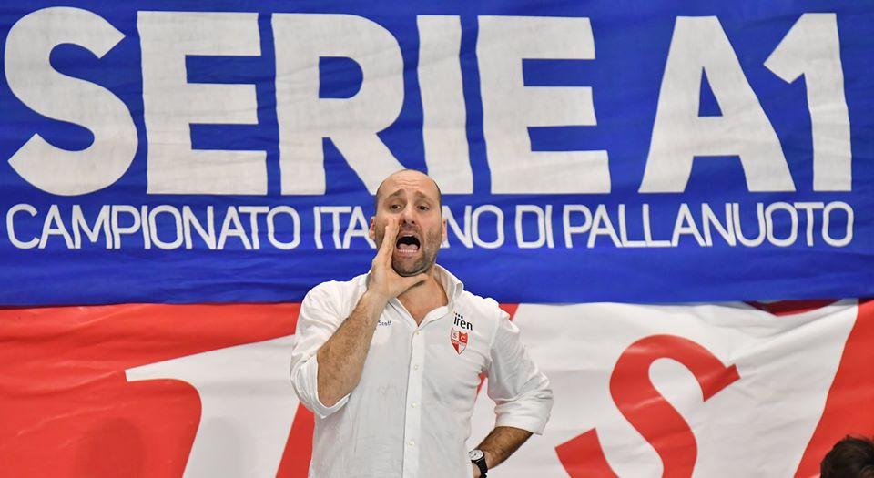 """Arriva l'Ortigia, Luccianti: """"Serve la gara perfetta, altrimenti non avremo scampo"""""""