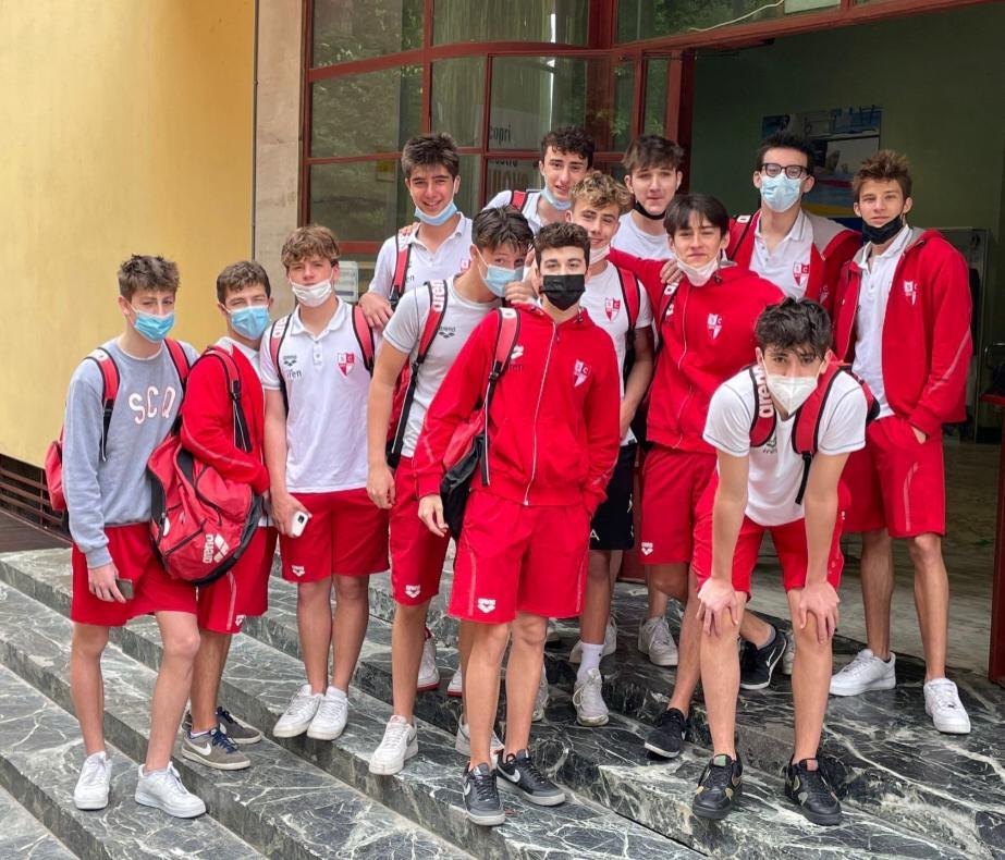 Under 16A, è semifinale: Camogli battuto 11-3