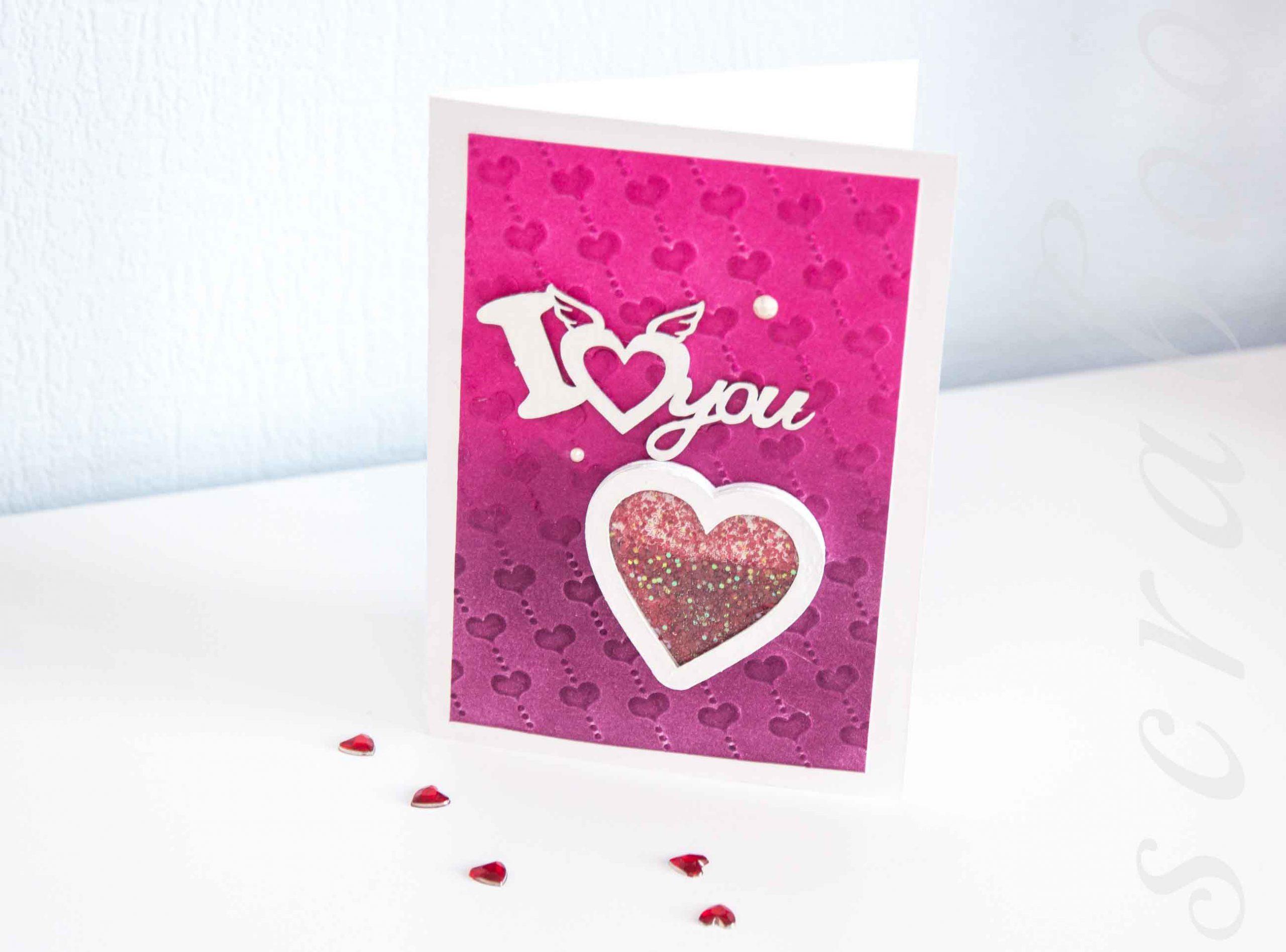 Καρτ ποστάλ για την αγάπη
