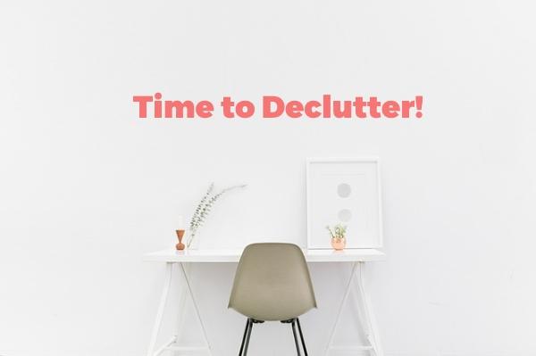 declutter now에 대한 이미지 검색결과