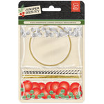 BasicGrey - Juniper Berry Collection - Christmas - Embellishment Pack