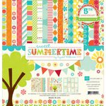 Echo Park - Sweet Summertime Collection - 12 x 12 Collection Kit