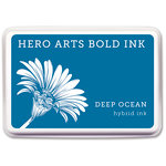 Hero Arts - Dye Ink Pad - Deep Ocean