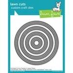 Lawn Fawn Lawn Cuts Stitched Circle Frames Dies