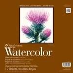 12 x 12 Watercolor Paper Pad