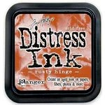 Ranger Ink - Tim Holtz - Distress Ink Pads - Rusty Hinge