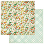 PhotoPlay Paper - Fresh Picked Collection - 12 x 12 Double Sided Paper - Garden Fresh