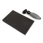 Sizzix - Accessory - Die Brush and Foam Pad for Wafer-Thin Dies