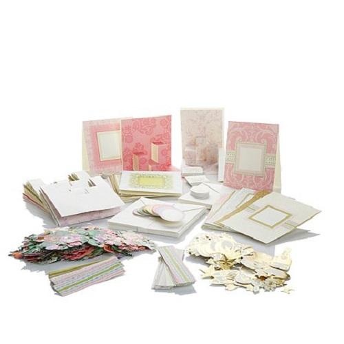 Anna Griffin Card Kit Pretty Pop Ups
