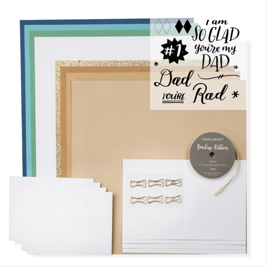 Dad is Rad Workshop Bundle