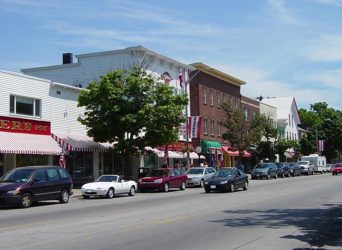 Main Street East Aurora Ny
