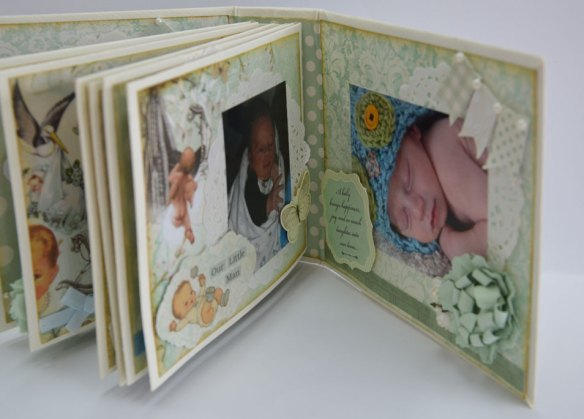 Bundle of Joy Mini-Album by Jodie Stoneley