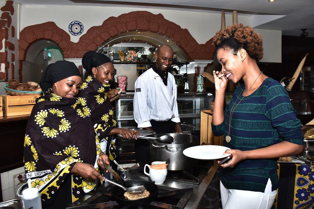 Swahili Breakfast