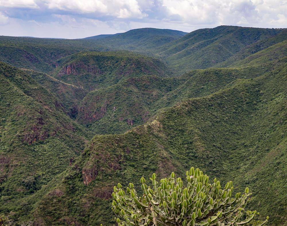 Mukutan Gorge